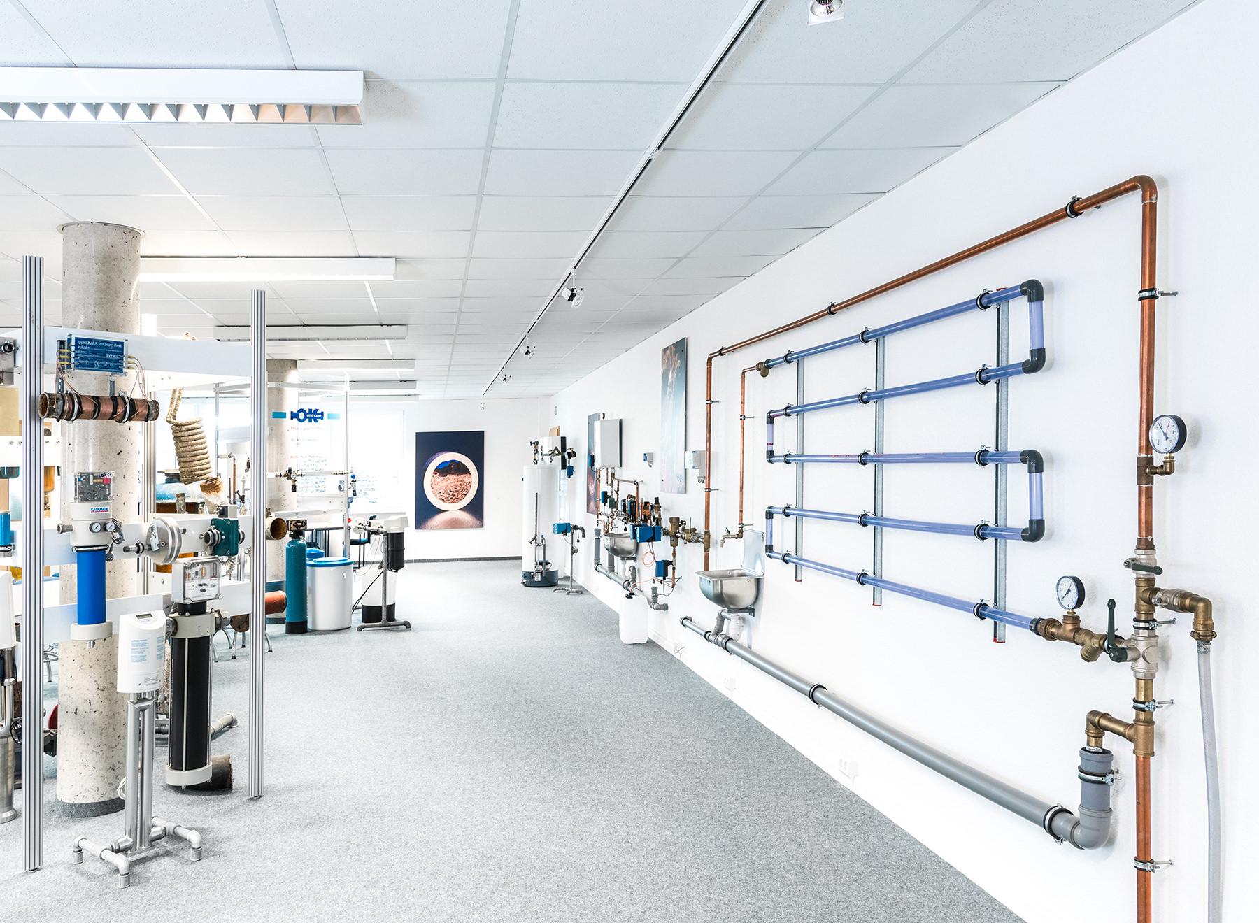Turbo Reinigung und Wartung für saubere Wasserleitungen und Trinkwasser. EE57